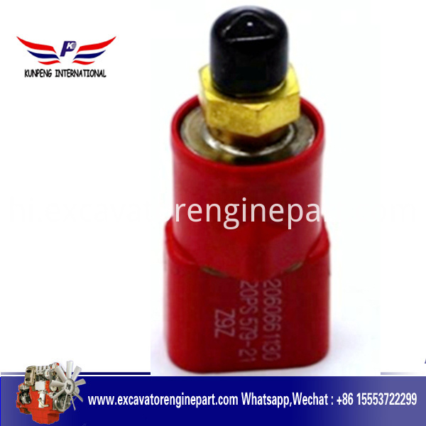 PC300-8 PC350-8 Excavator Hydraulic Pressure Switch 24V 206-06-61130