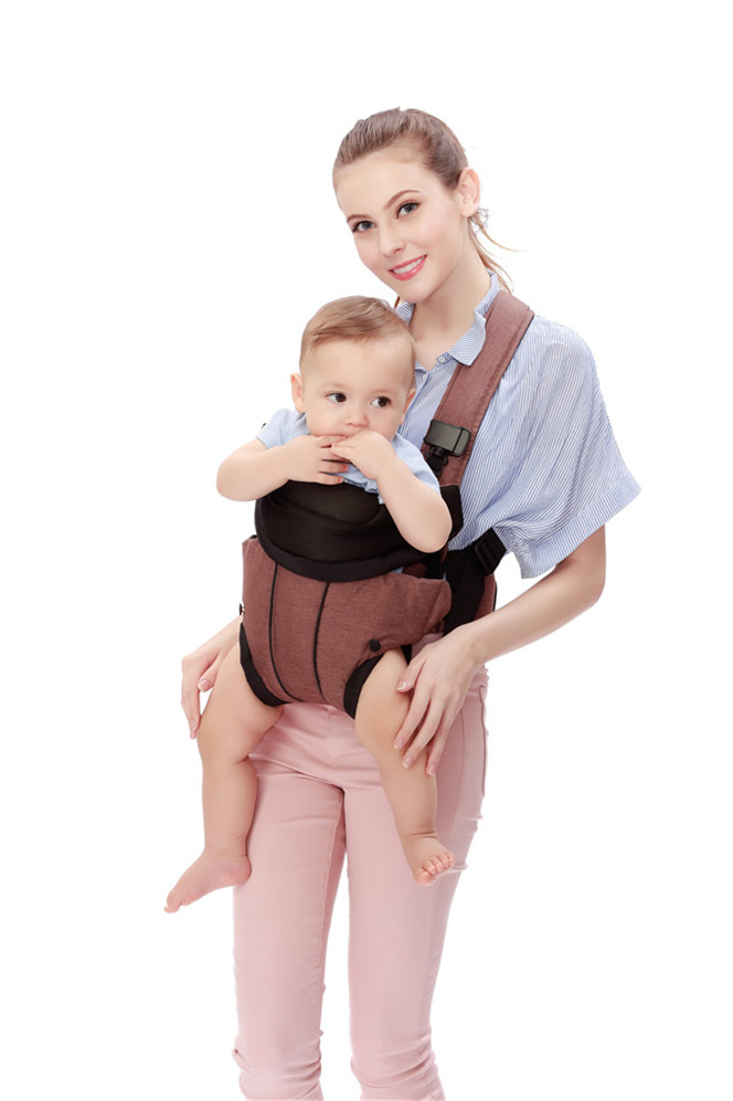 Newborn to Toddlers Ergonomic Solid Baby Carrier