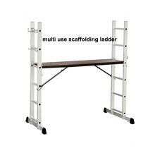 Ladder types of scaffolding system