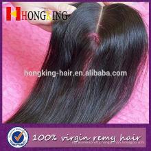 Low Price Human Hair Top Grade Full Lace Closure