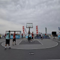 FIBA 3X3  offical flooring SES court mat