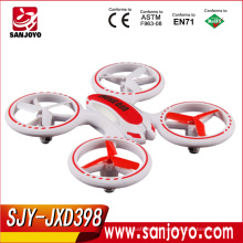 Orginal JXD398 2.4G 4CH mini Quadcopter with night flying RTF RC Drone SJY-JXD398