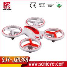Первоначально JXD398 2.4 г 4ch мини quadcopter с ночной полет в формате rtf RC беспилотный SJY-JXD398
