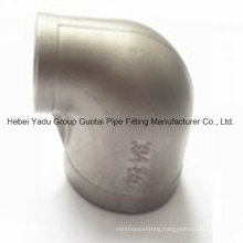 Industrial Grade Stainless Steel Reducing Elbows