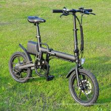 20-28km/h 250w electric bicycle  folding high speed ebike 16 inch foldable electric bike china electric bike