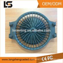 Hangzhou moulage sous pression fabricant professionnel pression sous pression boîtier en aluminium de processus pour l'éclairage industriel LED