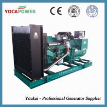 Motor chino 550kw generador de energía eléctrica Generación de generación de diesel
