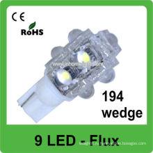 DC12V 24V автомобилей света светодиодные лампы автомобильной