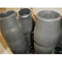 Réducteurs concentriques soudés en acier allié de haute qualité