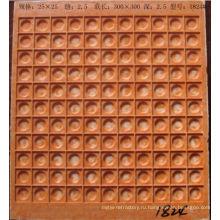 пластиковые формы для брусчатки 25х25мм