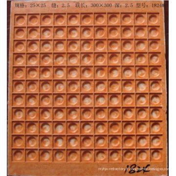 plastic moulds for paving stones 25x25mm