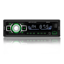 Car audio player with bluetooth function