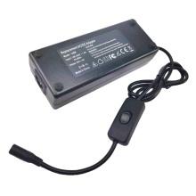 24V5A адаптер переменного тока с выключателем для CCTV / LED