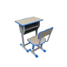 Мебель-Двойной ящик Школьный стол и стул Lb-D / C-005