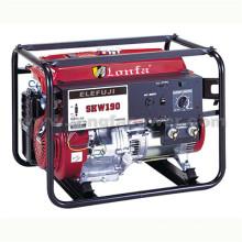Electric Start Welding Machine Gx390 Gasoline Welding Generator