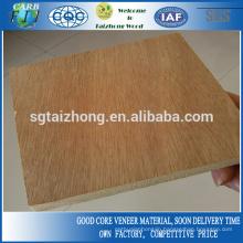 Furniture Grade Plywood With Okoume Veneer