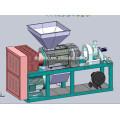 PE PP Film plastic washing line Compressed Squeezer Dryer DKSJ-FC10
