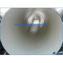 Tuyau en acier de revêtement extérieur FBE de haute qualité