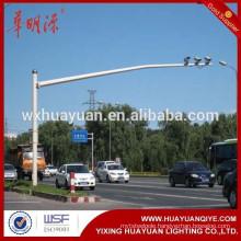 traffic signal cone pole