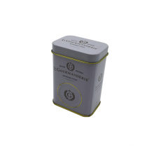 Tea Packaging Tin Container Promotion Gift Box Wholesale