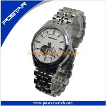 Reloj automático encantador de la fuente de la fábrica 2016 con alta calidad