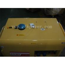 Silent Model 6kw Diesel Generator (DG7250LN)