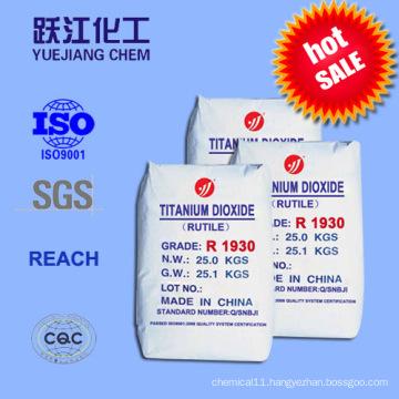Nano Particle Rutile Titanium Dioxide R1930 for Masterbatch