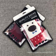 Plastic zipper clear packing bags packaging sachet
