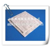 3mm Green cotton piece\ Home textile with pinhole cotton slice