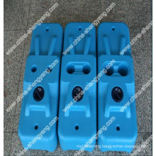 temporary fence feet manufacture