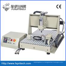Металлическое оборудование Малый фрезерный станок с ЧПУ Станок для резки с ЧПУ