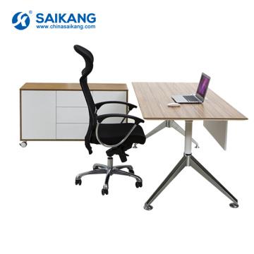 SKZ407 простой дешевый практичный деревянный письменный компьютерный стол