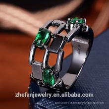 Anel de noivado acessórios de moda de alta qualidade atacado dedo jóias