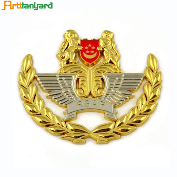Polizia Duro Smalto Badge Pin Badge Pin