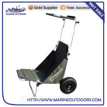 Aluminum Beach Cart, Outdoor Trolley Cart, Beach Hand Cart