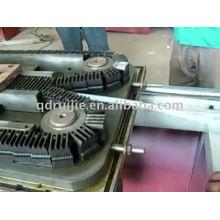 PE Single Wall Corrugated Pipe Machine(170)