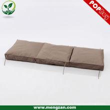Beanbag largo personalizado de la comida campestre de la cama plegable beanbag que se sienta