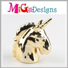 Adorable Customed Unicorn Artifact Ceramic Piggy Banks