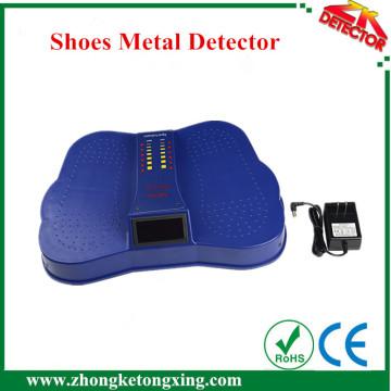 Zapatos Detector de metales para la fábrica de electrónica
