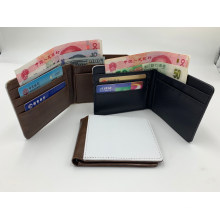 DIY Blank Zipper Wallet for Sublimation Printing