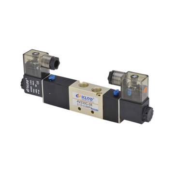 5/3 Way 4V200 Series Double Control AC 220V Solenoid Valve Coil