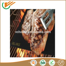 China-Lieferanten NICHT-STICK & MESS-FREE BBQ Grill Mat