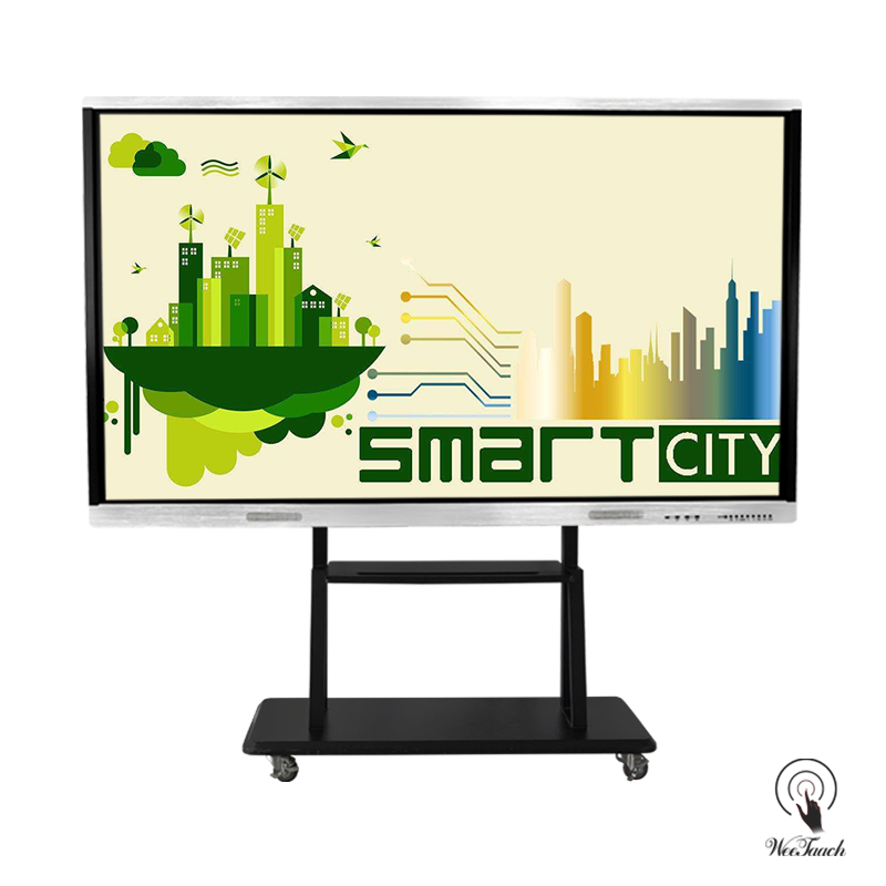 98 Touch Screen Flat Panel with mobile stand