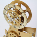 Die Projector Gear Table Clock