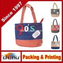 100% saco de algodão / saco de lona (910048)