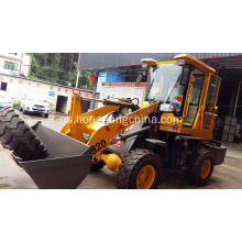 Mini Weel Loader frontal