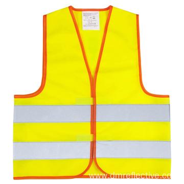 Childen Outdoors Safety Vest for Running Cycling