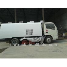Caminhão da vassoura da estrada de Dongfeng mini