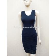Elegante Seamless Conjoined Underwear Fitness Dress