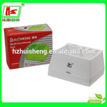 multi-funtional clear plastic boxes HS808